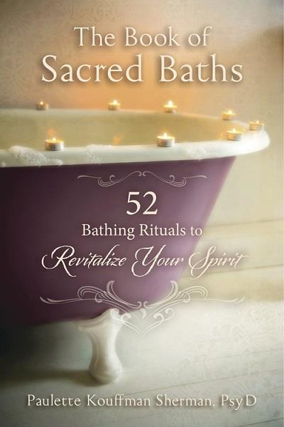 The Book of Sacred Baths | Earthworks