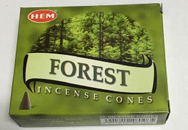 Hem Cone Incense Forest | Earthworks
