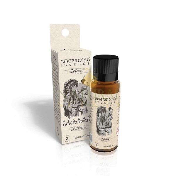 Amerindian Incense Oil 15ml Sweetgrass | Earthworks