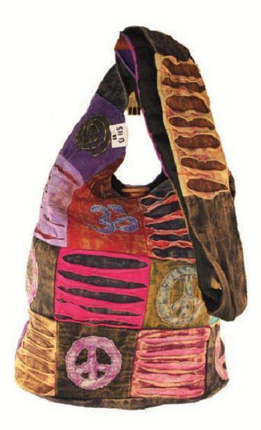 Patchwork Shoulder Bag | Earthworks