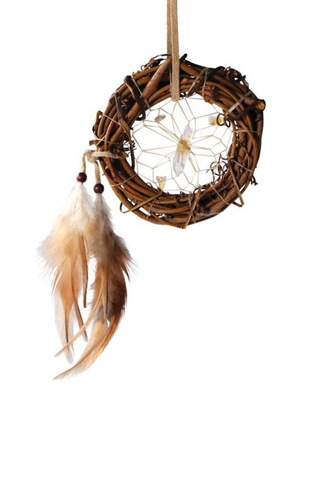 "3"" Vision Seeker Dream Catcher Twig 