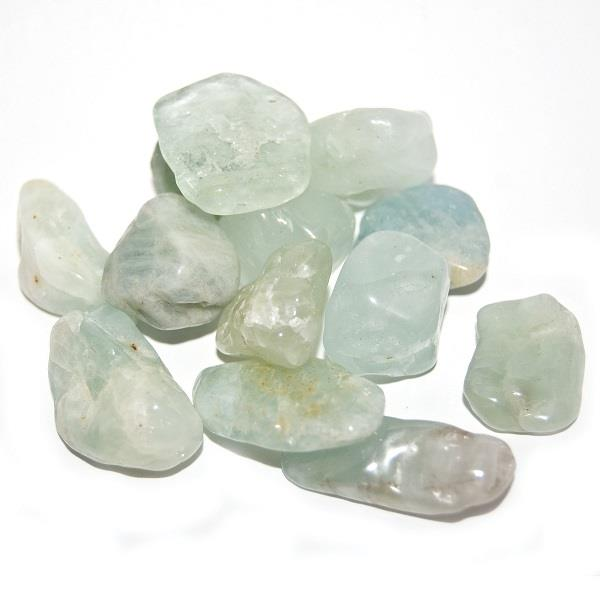 Aquamarine Tumbled | Earthworks