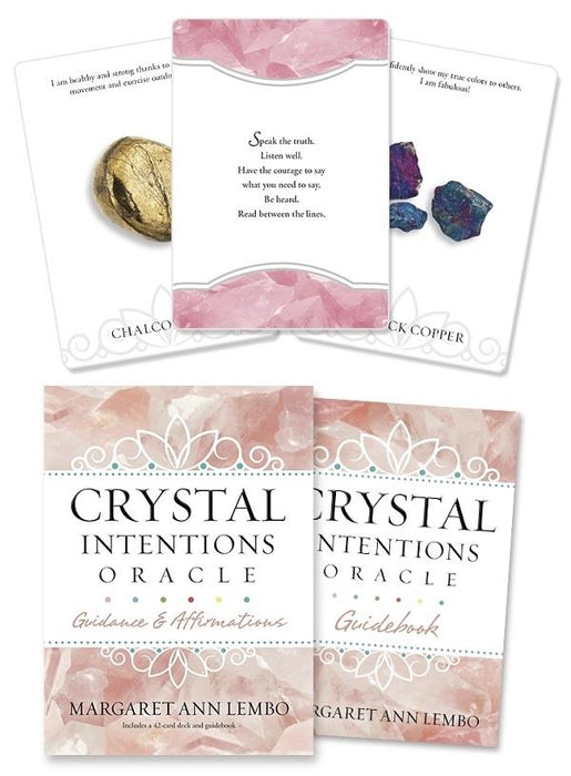 Crystal Intentions Oracle | Earthworks