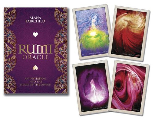 Rumi Oracle | Earthworks