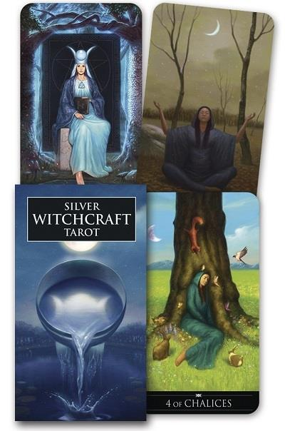 Silver Witchcraft Tarot Deck | Earthworks