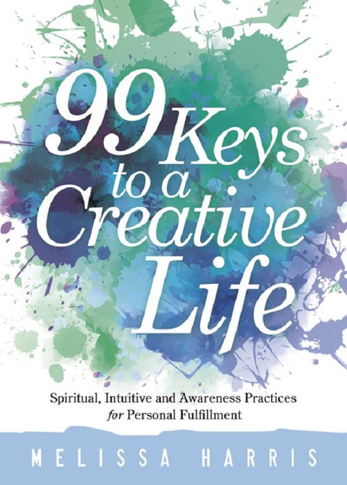 Book 99 Keys to a Creative Life | Earthworks
