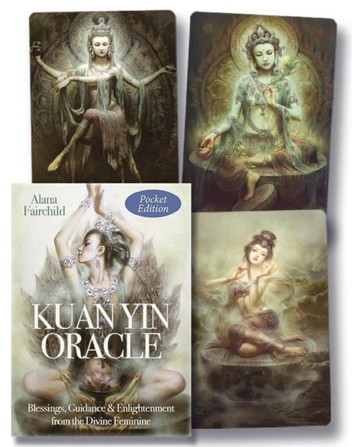 Kwan Yin Oracle Pocket Edition | Earthworks