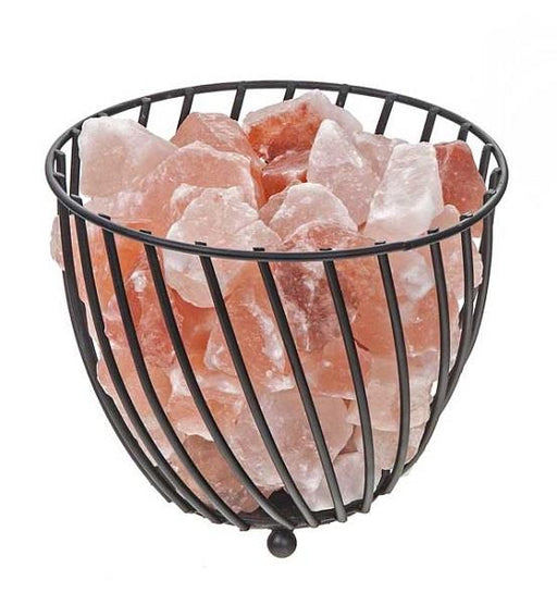 Himalayan Salt Lamp Basket | Earthworks