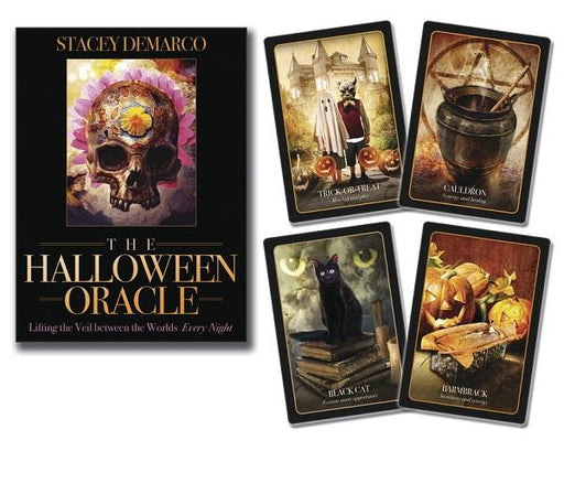 Halloween Oracle | Earthworks