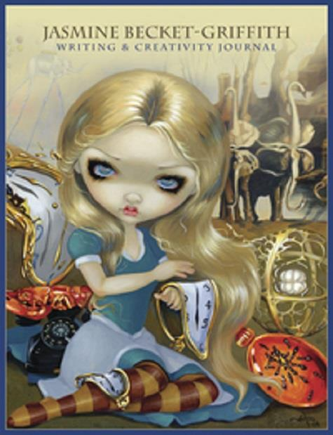 Jasmine Becket-Griffith  Journal | Earthworks