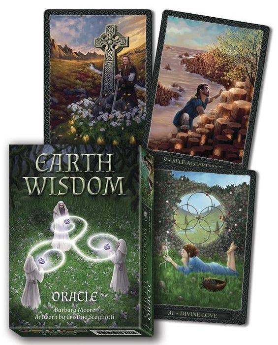 Earth Wisdom Oracle Cards | Earthworks