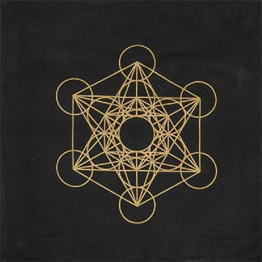 Crystal Grid Metatron 12x12 | Earthworks