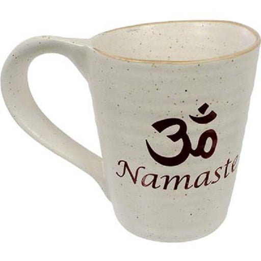 Coffee Mug Namaste 10oz | Earthworks