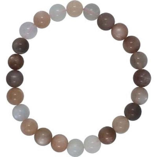 8mm Moonstone Bracelet | Earthworks