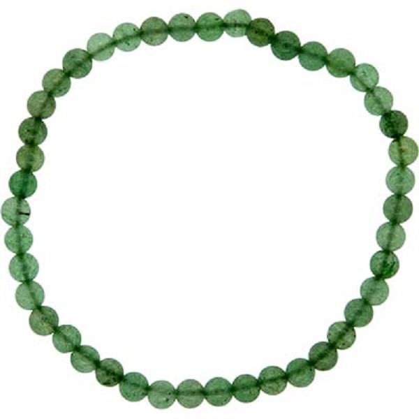 4mm Green Aventurine Bracelet | Earthworks