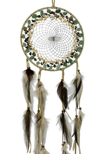 "6"" Dreamcatcher Vision Seeker Tan"