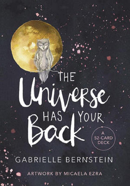 The Universe Has Your Back Oracle Cards | Earthworks