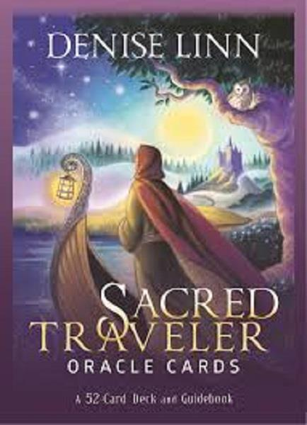 Sacred Traveler Oracle Cards | Earthworks