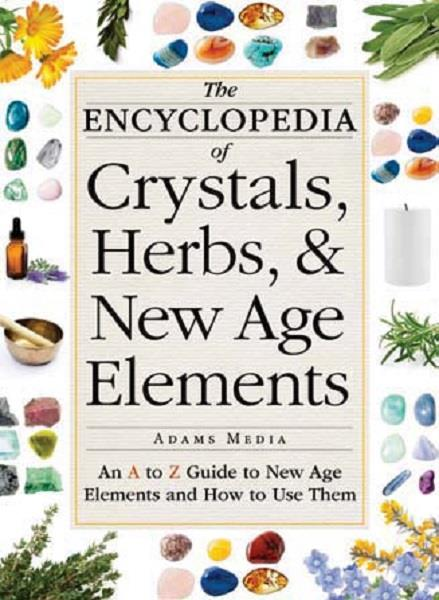 Encyclopedia of Crystals, Herbs & New Age | Earthworks