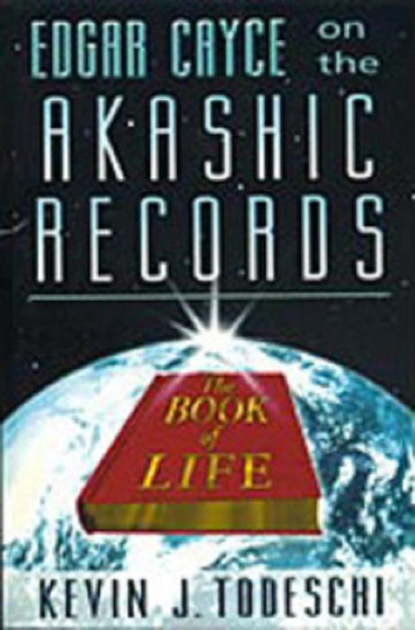 Book Edgar Cayce on the Akashic Records | Earthworks