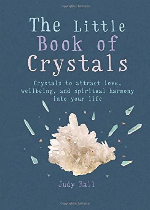 Book The Little Book of Crystals | Earthworks