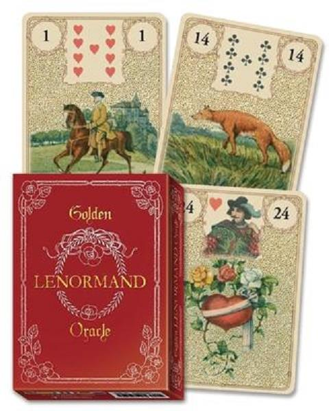 Golden Lenormand Orcale | Earthworks