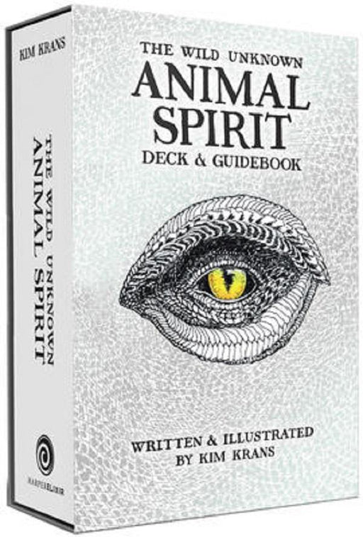 Wild Unknown Animal Spirit Deck & Guidebook| Earthworks