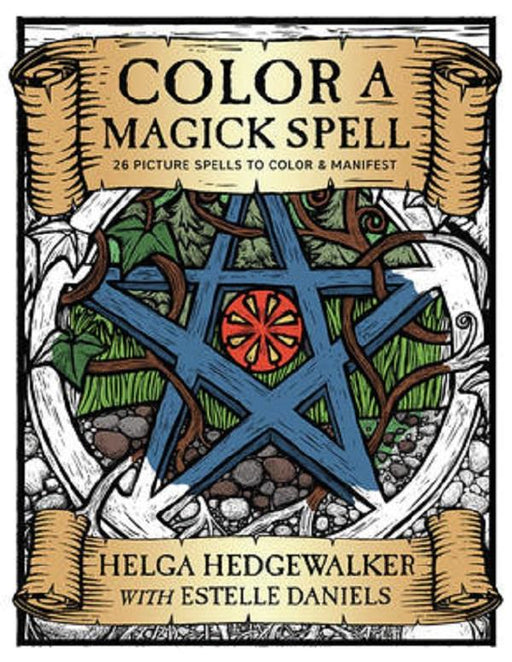 Color A Magick Spell | Earthworks