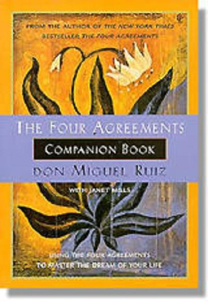 The Four Agreements Companion Book | Earthworks