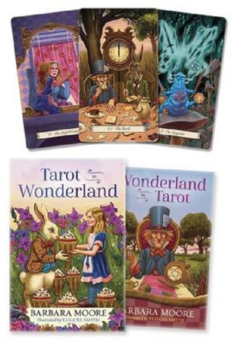 Tarot in Wonderland | Earthworks