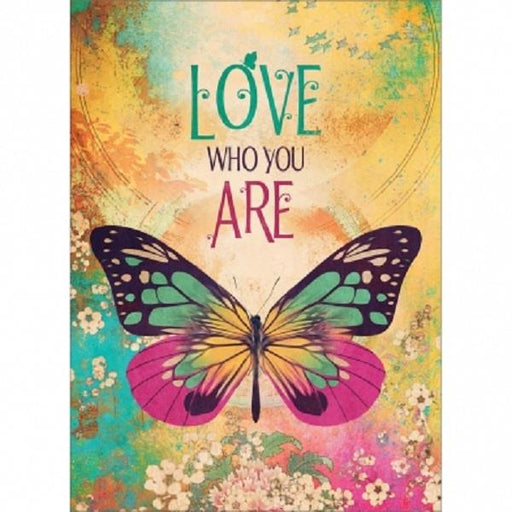 Greeting Card Love Who You Are | Earthworks