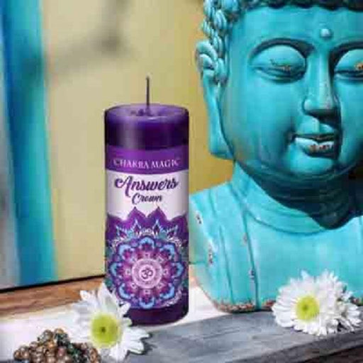 Chakra Magic Candle Crown | Earthworks