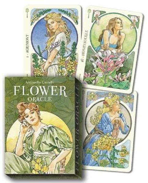 Flowers Oracle Deck | Earthworks