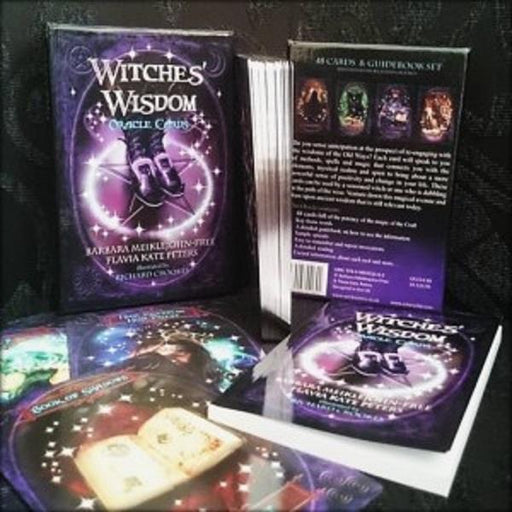 Witches Wisdom Oracle Cards | Earthworks