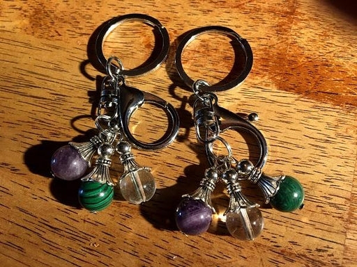 Spell Me Keyring Safe Travel | Earthworks