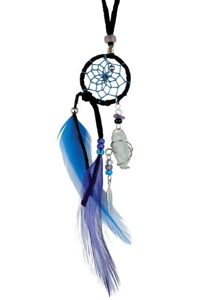 "1"" Magical Dreamcatcher Black 