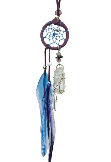 "1"" Magical Dreamcatcher Purple 