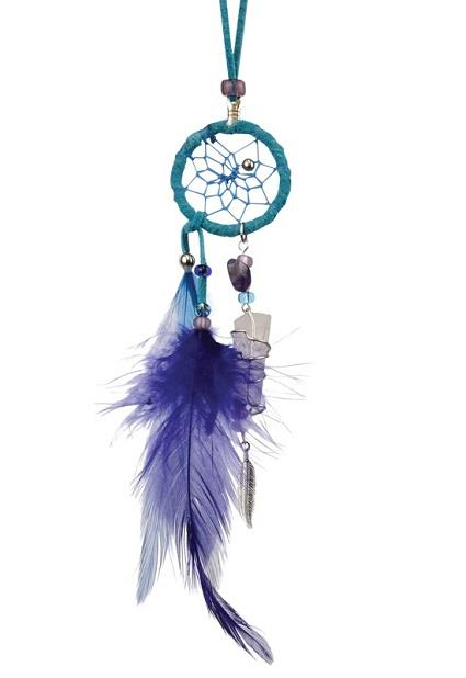 "1"" Magical Dreamcatcher Turquoise 