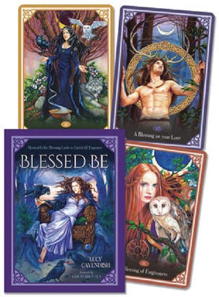 Blessed Be Oracle Cards | Earthworks