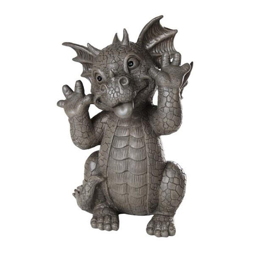 Statue Garden Dragon Taunting | Earthworks