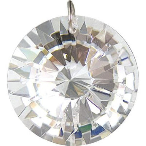 40mm Crystal Round Prism | Earthworks