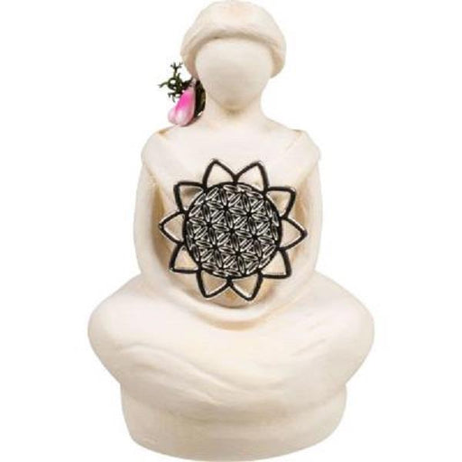 "3"" Goddess Flower of Life 