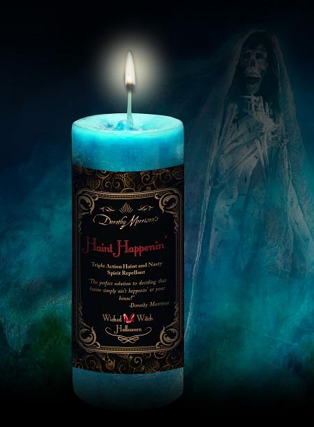 Wicked Witch Mojo Candle Haint Happenin' | Earthworks