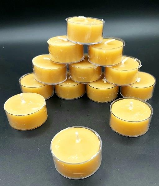 Beeswax Single Tea light