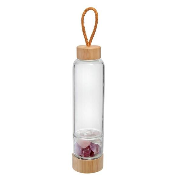 Gemstone Infusion Water Bottle