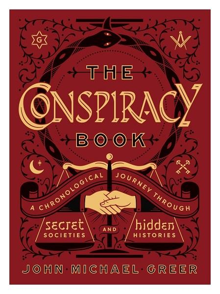 The Conspiracy Book | Earthworks