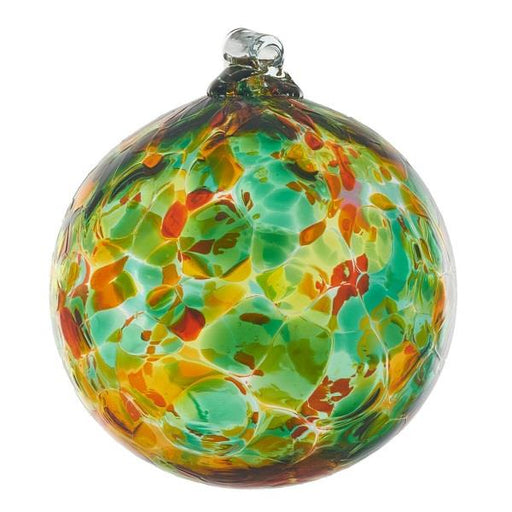 "3"" Calico Friendship Ball Green Meadow 