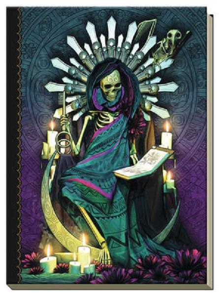 Journal Santa Muerte | Earthworks
