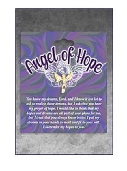 Friendship Pin Angel of Hope | Earthworks