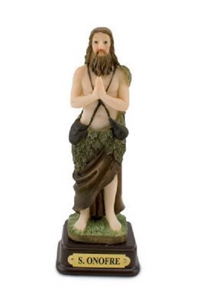 Statue St. Onofre 15cm | Earthworks